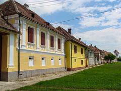 Saxon Houses - Transylvania (Paul.White) Tags: romania transylvania saxon saxons outstandingforeignphotographersvisitingromania