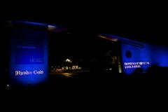 UCSB Henley Gate (beltz6) Tags: physics ucsb nobelprize blueled bluelaser