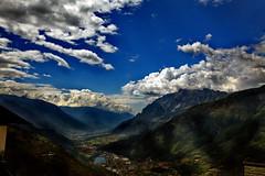 Ombre sulla valle (il goldcat) Tags: italy mountains clouds montagne alp alpi brescia nubi cevo vallecamonica golcat