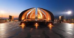 Pakistan Monument (Aadilsphotography) Tags: pakistan architecture night canon photography lights angle wide aadil studios islamabad 1100d aadils fadils