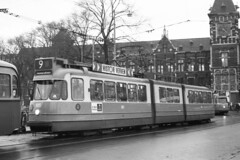 GVB 885 lijn 9 (Explore) (Olga and Peter) Tags: amsterdam nederland thenetherlands tram streetcar gvb explore18102014 f32114