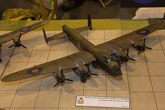 IMG_1336 (Roger Brown (General)) Tags: world china uk november scale japan america 1 model war europe russia anniversary centre great competition telford special plastic international lancaster 100th mura society 8th avro airfix 2014 smw ipms revell zoukei modellers ed906