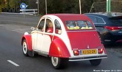 Citroën 2CV Dolly 1987 (XBXG) Tags: auto old france holland classic netherlands car amsterdam vintage french automobile 1987 nederland citroën voiture 2cv frankrijk dolly paysbas eend geit ancienne 2pk spécial 2cv6 citroën2cv française deuche deudeuche rj52zr