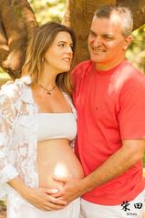 Ensaio - Gestante (Carlos Shibata) Tags: parque people ensaio pessoas pregnant newborn gestante