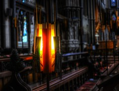 Worcester Cathedral Choirstalls (tdcphotos) Tags: church architecture choir cathedral worcester choristers