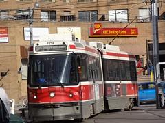 Toronto Transit Commission 4219 on 505 Dundas (Orion V) Tags: ttc rare alrv
