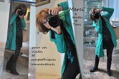 Hélène et les miroirs (Hélène Quintaine) Tags: portrait people autoportrait musée reflet miroir personnage yonne femmme portraitdefemme muséecolette stsauveurenpuisaye