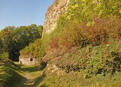 Theux - Chteau Franchimont (grotevriendelijkereus) Tags: castle ruin fortification fortress chteau lige wallonie wallonia theux franchimont