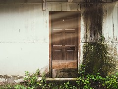 Isolated (chaoticbusher) Tags: street old trip abstract heritage last rural vintage photography interestingness october singapore traditional olympus collection explore crop memory walkabout handheld past showcase extraordinary 2014 objective m43 yiochukang mirrorless kamponglorongbuangkok epl6