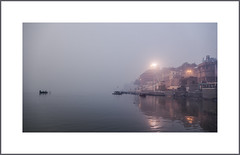 Ghats of Varanasi (ayashok photography) Tags: india river asian boat nikon asia ride seagull indian crowd group desi varanasi pilgrim bharat ganga ganges bharath desh barat cwc northindia uttarpradesh pilgrimages barath 2013 nikkor24120mmvr nikonstunninggallery ayashok nikond700 ghatsofvaranasi chennaiweekendclickers ayashokphotography varday20123