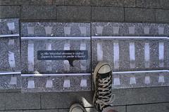 intervencin en la plaza de las flores (http://zeroanodino.blogspot.de/) Tags: art calle murcia urbano left zero columbares lefthandrotation anodino zeroanodino urbanartimaa arteanodino