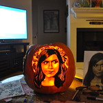 Pumpkin-carving mania
