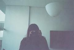 (hnnhcrvlh) Tags: film espelho 35mm mirror filme yashicamf3