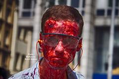 Zombie Walk SP Brasil 2014 (Roberto Sant'Anna) Tags: brazil music brasil movie zombie walk sp terror paulo sao rbsantanna