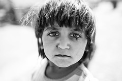 The eyes of Yazidi's desperation (Giulio Magnifico) Tags: portrait war child iraq desperation isis kurdistan jihad yazidi nikond800e sigma35mmf14dghsm da3sh