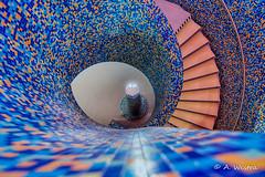 Stairs (a3aanw) Tags: museum stairs nikon groningen d800 herfstvakantie