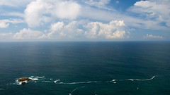 (dan-volkonsky) Tags: ocean portugal landscape horizon atlantic cape roca cabodaroca