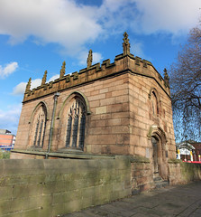 Chaple On The Bridge_stack (Slimboy Fat) Tags: rotherham towncentre chapel bridge church architecture religion famousplace christianity history old builtstructure cultures buildingexterior town outdoors catholicism spirituality sky