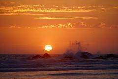 Sunset @ Cannon Beach (Felix Woo) Tags: sunset oregon cannonbeach sonya7ii sel24240
