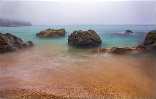 Composición de rocas.
