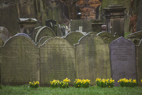 St James Cemetery. Liverpool.