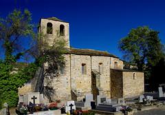 La Caunette (davidpemberton78) Tags: church architecture c11 lacaunette lhérault hautlanguedoc ancient norman