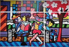 Family, Britto, Grow, 6000 pieces (richieinnc) Tags: jigsaw puzzle britto 6000 family grow