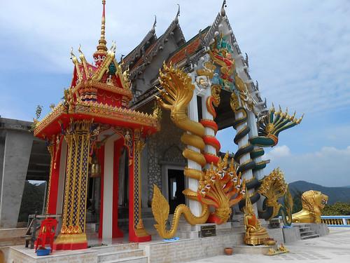 Wat Etisukatow Hua Hin Thailand