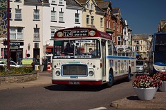 Mule in Seaton (MCW1987) Tags: mendip mule seaton bristol southern vectis open top re ecw tdl564k