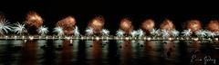 Fireworks # 4 - New Year - Rio de Janeiro/RJ - Brazil (Enio Godoy - www.picturecumlux.com.br) Tags: riodejaneiro night fireworks ship nikon nikond300s newyear viveza21020202020139 boats niksoftware guanabarabay sea