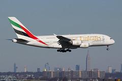 A6-EOC | Airbus A380-861 | Emirates (cv880m) Tags: newyork kennedy jfk kjfk airliner airplane jetliner aircraft airbus a6eoc a380 388 380861 emirates dubai whale superjumbo uae unitedarabemirates empirestatebuilding manhattan expo2020
