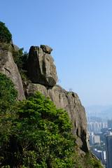 DSC_8517 (sch0705) Tags: hk hiking kowloonpeak standingeagleridge