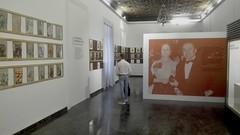 Lo que cuenta Novelas y Cuentos. Las portadas de Manolo Prieto 1940-1957. (ciudad imaginaria) Tags: madrid exposición manoloprieto