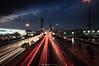 Riyadh During The Rain (Bakar_88) Tags: arriyadh weather rain rainshower riyadh clouds asia ksa saudiarabia longexposure nikon d90 nikond90 nikkor1024 perspective middleeast dusk bluehour skyline highrise highway