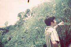 (shihhauchun) Tags: 35mm rangefinder rolleixf35 thailand northernthailand chiangrai coffea akha akhatribe 清萊 阿卡族