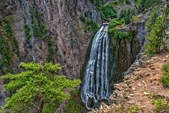 Lower Clear Creek Falls (Philip Kuntz) Tags: clearcreekfalls lowerclearcreekfalls waterfalls falls clearcreek whitepass mtrainier washington