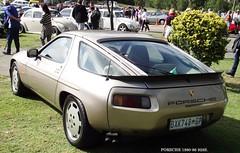 Porsche 1980-86 928S.    pr 4.2017 (Basic Transporter) Tags: pistonringclubapril2017 classic car club old piston ring south africa porsche 928