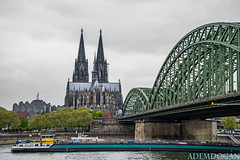KÖLN (01dgn) Tags: köln nrw deutschland almanya germany colors sky travel kölnerdom stadtköln