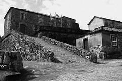 (RMissio) Tags: fortaleza de são josé da ponta grossa praia do forte florianópolis brasil preto e branco