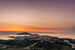 Amanecer de primavera sobre Ceuta. (picscarpemi) Tags: amanecer ceuta landscape naturaleza paisaje rinconesdeceuta seascape comunidadespañola