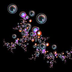 TEHI9  Eye Trails (FractallyAware) Tags: fractallyaware fractal 3dfractalart incendia