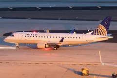 United Express (SkyWest Airlines) Embraer E-175 N160SY KPHX 10MAR17 (FelipeGR90) Tags: embraer175 phoenixarizona skyharborinternationalairport skyharbor skywestairlines superspatula unitedexpress arizona ejets e175 erj175 kphx n160sy oo phoenix skw skywest