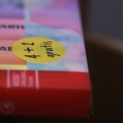 "4+2 or ""Gratis"" (░S░i░l░a░n░d░i░) Tags: renateeichert 2017 april square stabilo highlighter box yellow black red pink orange blue purple letter number resilu"