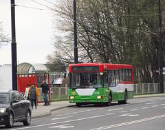 Jelcz M121M, #2220, MPK Lublin (transport131) Tags: bus autobus ztm lublin jelcz m121m mpk