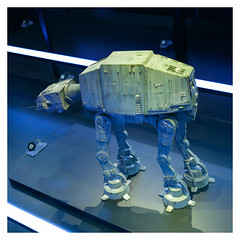 AT-AT (Gretsch*) Tags: london londres angleterre england leicam240 leicasummicron35mmf20asph starwars starwarsidentitiesexhibition o2london leicamptyp240