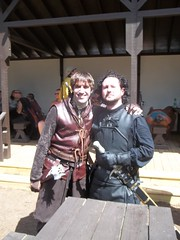 Ramsay Bolton & Jon Snow Cosplay (Lustiere) Tags: ramsay bolton snow jon john battle bastards cosplay texas 2017 sherwood forest festival renaissance gameofthrones game thrones got winter is coming winterfell stark bastard bastardbowl