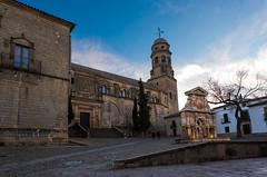Baeza Cathedral (pacogranada) Tags: catedral baeza andalusia andalucia españa spain fuentedesantamaria