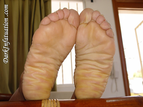 There are Dark infatuation soles with