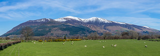Snow capped Skiddaw  25-3-2017