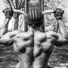IMG_6079 (Zefrog) Tags: zefrog london uk muscle man portraiture bw fit fitness back blackman iyo personaltrainer bodybuilder